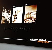 Michael Jäckel - Photographer. A Design project by Hugo Blanes Giner - Jun 30 2009 01:27 AM