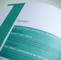 Quaderns de l'Aire. A Design project by Astrid  Ortiz - Jul 07 2009 10:05 AM