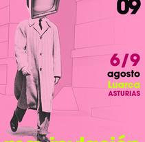 Contubernios Líricos 09. A Design project by quino romero ACORAZADO - 19-07-2009