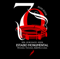 Monumental 70 años. A Design project by Cesar Mattar         - 30.08.2009
