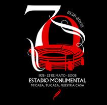 Monumental 70 años. A Design project by Cesar Mattar - 30-08-2009