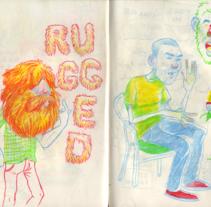 Moleskine. A Illustration project by Nico Ordozgoiti - Sep 01 2009 11:28 AM