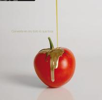 Oro. Un proyecto de Publicidad de Kiko  Postigo (Copy) - 09-09-2009