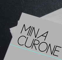 Mi identidad // Web. A Design project by Mina Curone - 08.01.2014