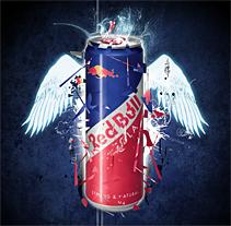 Red Bull Cola. A Design&Illustration project by José Antonio  García Montes - Oct 19 2009 10:03 AM