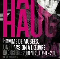 Musées de la ville de Strasbourg. A Design project by Jose  Palomero - 19-10-2009