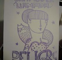Mini Gocco Prints. Un proyecto de Diseño e Ilustración de amaia arrazola - Lunes, 02 de noviembre de 2009 00:17:05 +0100
