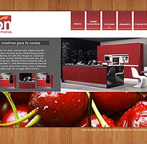 Web Ilión. A Design&Illustration project by José Antonio  García Montes - Dec 20 2009 02:05 PM