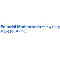 Editorial Mediterrània. A Design, and Software Development project by Zitruslab Barcelona         - 19.01.2010
