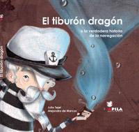 Tiburón dragón. Un proyecto de Ilustración de Alejandro de Marcos García - 20-01-2010