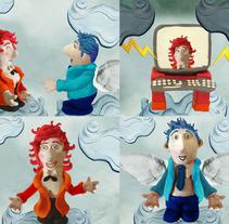 Vídeos formativos para el Ministerio de Industria. Un proyecto de Diseño, Ilustración, Cine, vídeo y televisión de Pachi Santiago         - 25.01.2010