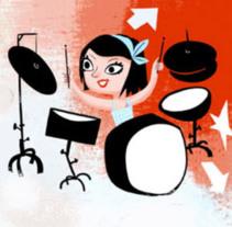 Ilustración infantil. Um projeto de Ilustração de Jorge Monlongo         - 26.01.2010
