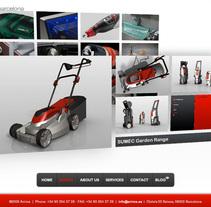 Ànima. A Design, Motion Graphics, Software Development, 3D&IT project by Pedro Casaubon         - 28.01.2010