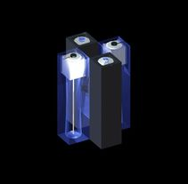 Diseño de perfume - Heureux Homme. Um projeto de Design, Ilustração, Publicidade e 3D de Lucía Butragueño Díaz-Guerra         - 02.12.2016