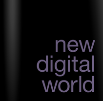 New Digital World. A Design project by Kevin Kwik Johannesen - 16-02-2010