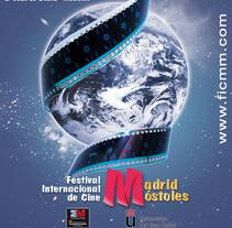 Concepto gráfico - Festival Internacional de Cine de Madrid-Móstoles. A Design, Film, Video, and TV project by tad zius - Feb 19 2010 02:17 AM