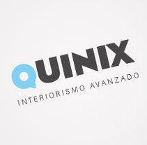 Identidad Quinix. Un proyecto de Diseño e Ilustración de Pablo Chavida Cancelo - 08-04-2010