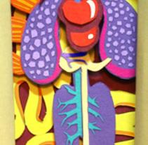 Propuesta Hmagazine. Un proyecto de Diseño e Ilustración de Lobulo          - 16.04.2010