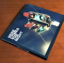 Here Comes The Night | The book. A Design, and Photograph project by Andrés Medina         - 22.04.2010