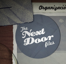 Next Door. Un proyecto de Motion Graphics y UI / UX de Félix Ajenjo - 26-04-2010