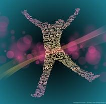Tributo a la música. Un proyecto de Diseño de Carlos J. de Pedro - 10-05-2010