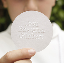 Josu Basterra Gilabert. Un proyecto de Diseño gráfico de La caja de tipos  - Martes, 20 de abril de 2010 00:00:00 +0200