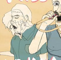 anti-karaoke. A Illustration project by rafa manso         - 11.06.2010