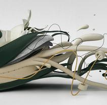 Special Shoes. A Design, Illustration, and 3D project by Jesús  Pérez Doblas - 16-06-2010