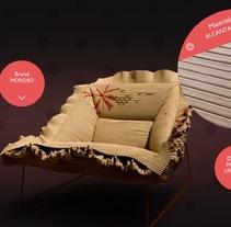 Alcantara Milan Design Week. Un proyecto de Diseño e Ilustración de Laura Licari - 09-07-2010