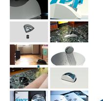 Rediseño conceptual de Roomba: 4ner. A Design, Film, Video, TV, and 3D project by Rodrigo Maroto - Jul 12 2010 06:43 PM