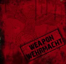 Weapon Wehrmacht (Stand para Expo). Um projeto de Design, Ilustração e Instalações de Misaf         - 19.07.2010