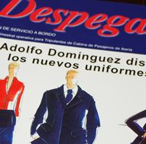 Despega de Iberia. A Design, and Advertising project by Pokemino         - 27.07.2010