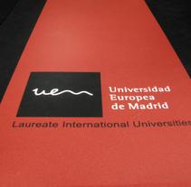 Universidad Europea de Madrid. Un proyecto de Diseño de ememinúscula Mercedes Díaz Villarías - 03-08-2010