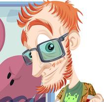 Characters. Un proyecto de Ilustración de Jorge de Juan - 04-08-2010