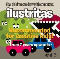 ilustritas - ¡Recomendado para niños creativos!. A Design&Illustration project by Carlos Alberto Rodriguez Behning         - 08.08.2010