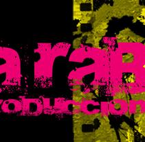 Identidad Visual de productora ficticia. Un proyecto de Diseño, Publicidad, Cine, vídeo y televisión de Cristina Merino         - 24.08.2010