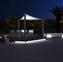 Mirage Terrace. A Design, and 3D project by Diego Moreno - 14-09-2010