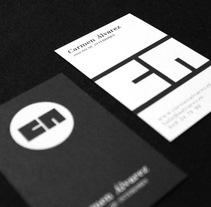 Carmen Alvarez Diseñadora Interiores. Un proyecto de Diseño e Ilustración de Pablo Chavida Cancelo - 16-09-2010