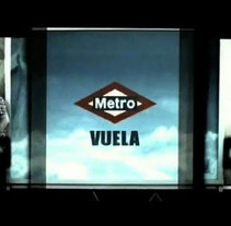 Metro de Madrid. A Motion Graphics project by Lorenzo Bennassar - Sep 17 2010 09:42 PM