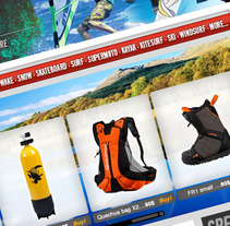 Extreme Sports. Un proyecto de Diseño de kid_A - 21-09-2010