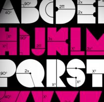 Roke1984 free font. Un proyecto de Diseño, Ilustración, Desarrollo de software e Informática de Wete  - Jueves, 11 de noviembre de 2010 19:45:09 +0100