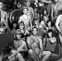 Desnudo Comisión Fiestas de Utrillas. A Photograph project by Katssenian - 16-11-2010