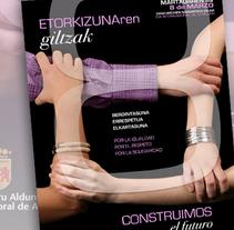 Etorkizunaren giltzak. Un proyecto de Diseño de Eztizen Angulo          - 22.11.2010