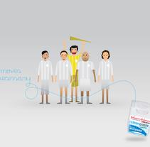 Saca lo que sobra. Un proyecto de Ilustración y Publicidad de Javier Valle         - 23.11.2010