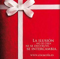 coca cola navidad 2010/11. Un proyecto de Publicidad de marta méndez alvarez - Jueves, 25 de noviembre de 2010 11:22:35 +0100