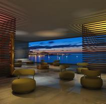 Hotel Cortes. Un proyecto de Diseño e Instalaciones de Fran  Aniorte noguera         - 08.12.2010