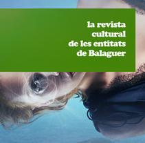 Portada revista La Bultra. Um projeto de Design e Fotografia de COBA         - 08.12.2010