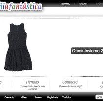 Compañiafantastica. Un proyecto de Diseño, Publicidad y Desarrollo de software de Francisco Bueno         - 15.12.2010