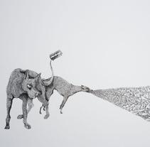 A punto de olvidarte.. Um projeto de Ilustração e Publicidade de cristian mateo abreu         - 27.01.2011
