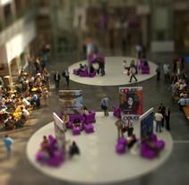 Expo. Models. Un proyecto de Diseño, Publicidad, Instalaciones, Fotografía y UI / UX de Sergio Bolinches Valencia         - 29.01.2011